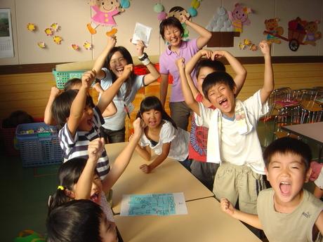 スタッフ募集週1日1.5時間~OK!年長さん~小学生の学習をサポート