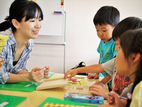 新大学生・未経験の方も歓迎週1日1.5時間~OK!4歳から12歳の学習サポート!!